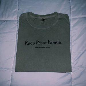 oversized race point beach tee